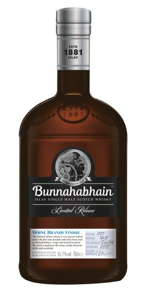 Bunnahabhain Moine 2004 Brandy Finish, 13 Years Old