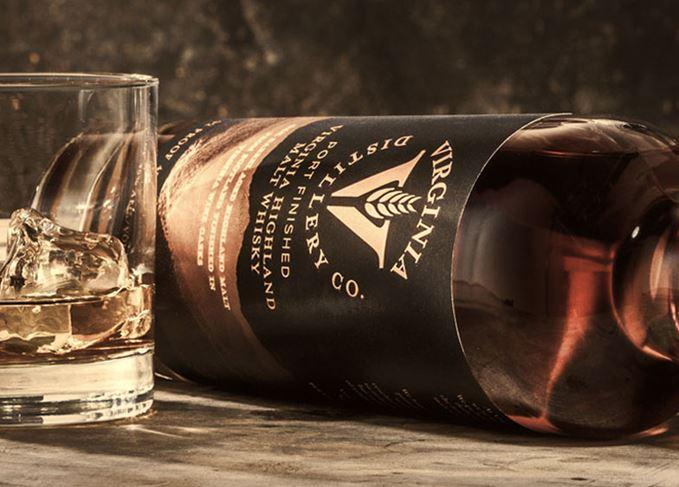 Virginia Distillery Company Virginia Highland Whisky