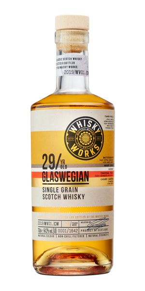 Glaswegian 29 Years Old (The Whisky Works)