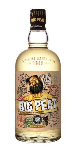 Big Peat Fèis Ìle 2016 Edition