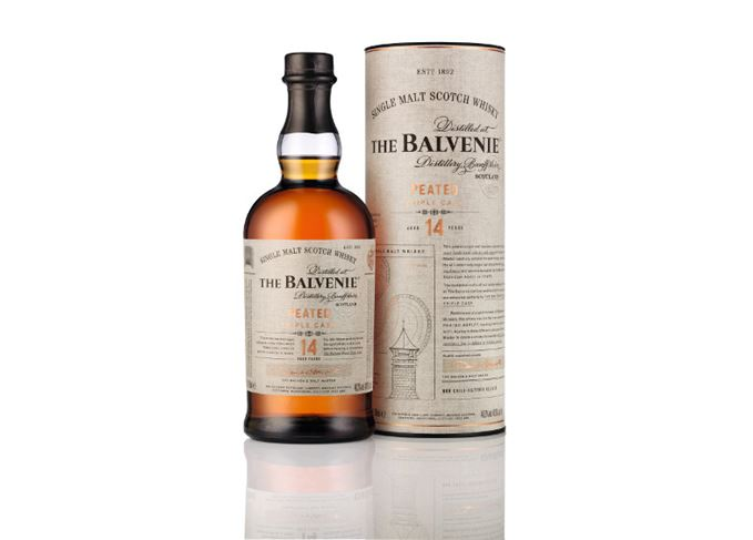 Balvenie Peated Triple Cask Aged 14 Years