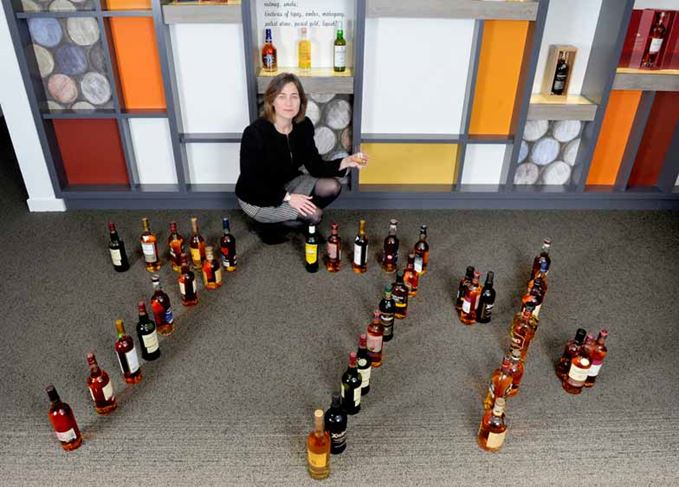 Julie Hesketh-Laird Scotch Whisky Association