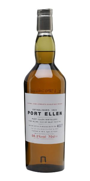 Port Ellen 1979, 22 Years Old, 1st Release