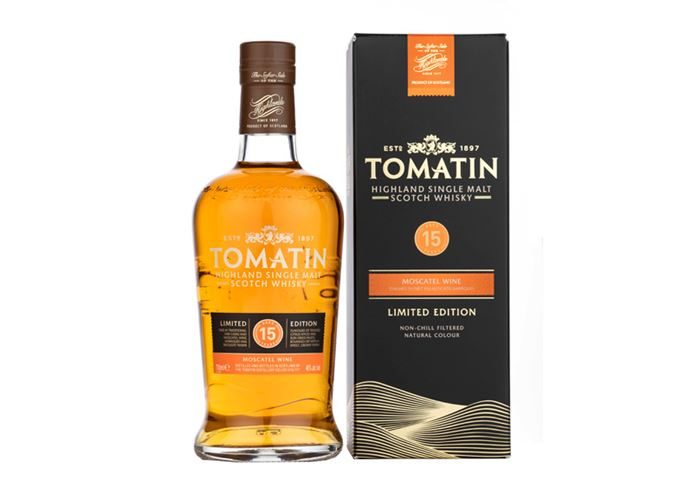 Tomatin 15 Year Old Moscatel Finish