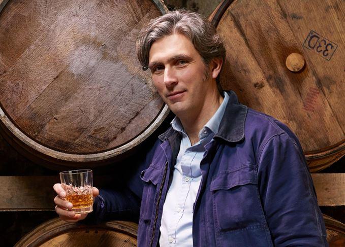 Alex Conyngham Slane Castle Whiskey