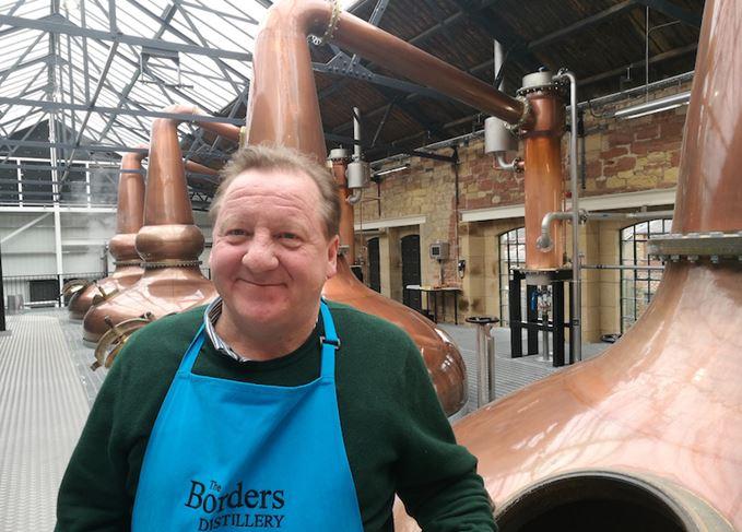 John Fordyce, Borders distillery