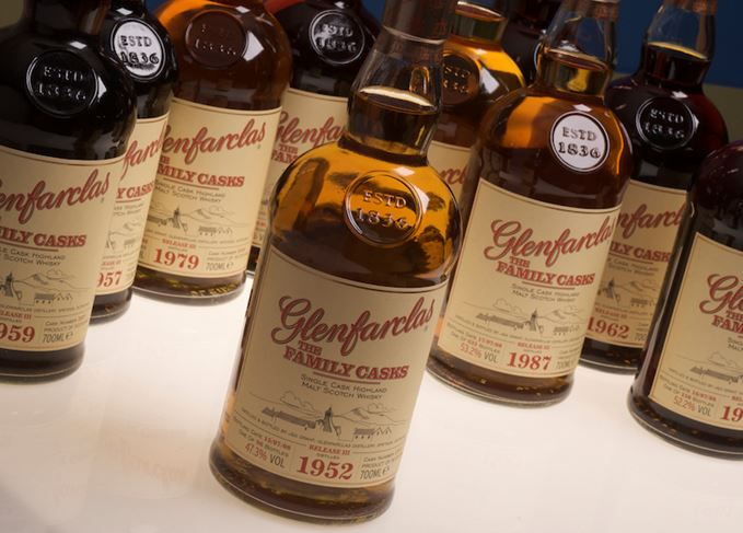 Glenfarclas The Family Casks