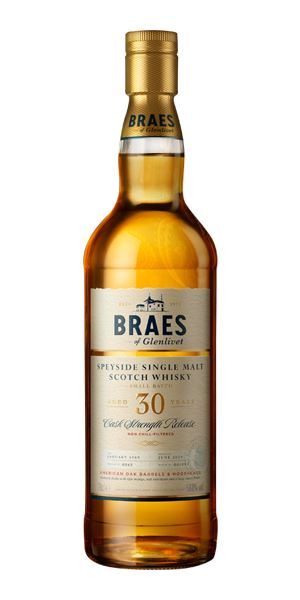 Braes of Glenlivet 30 Years Old