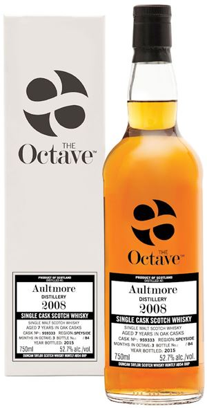 Aultmore The Octave 2008 (Duncan Taylor)