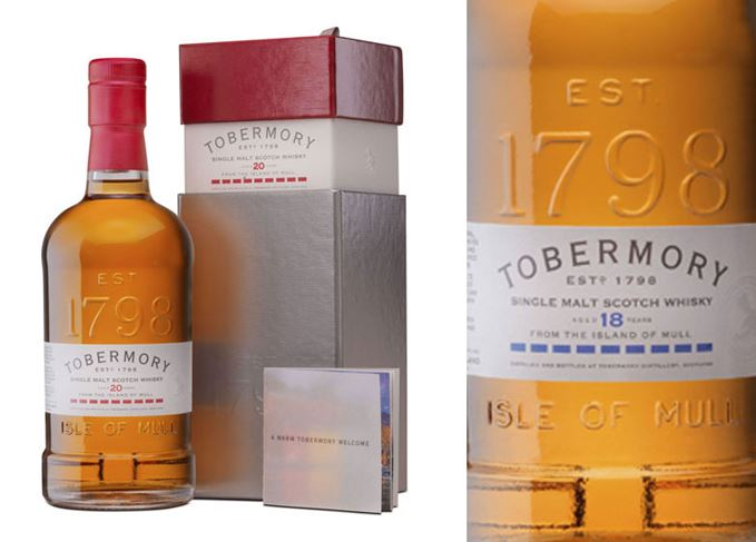 Tobermory 20 Year Old Sherry Cask