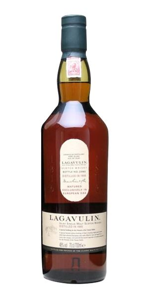 Lagavulin 12 Years Old, bottled 2008, Friends Of The Classic Malts