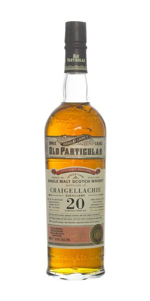 Craigellachie 20 Years Old (Douglas Laing)