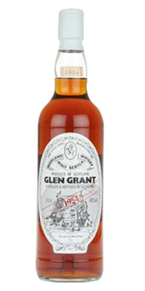 Glen Grant 1954 (Gordon & MacPhail, 'Wood Makes The Whisky' series)