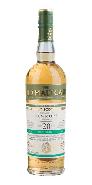 Bowmore 20 Years Old (Hunter Laing)