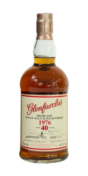 Glenfarclas 40 Years Old, 1976