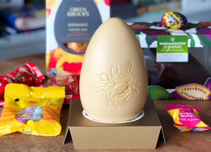 Chocolate Easter eggs to pair with whisky