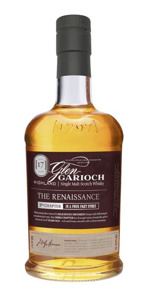 Glen Garioch 17 Years Old, The Renaissance, 3rd Chapter