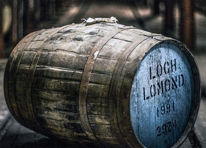 Loch Lomond barrel