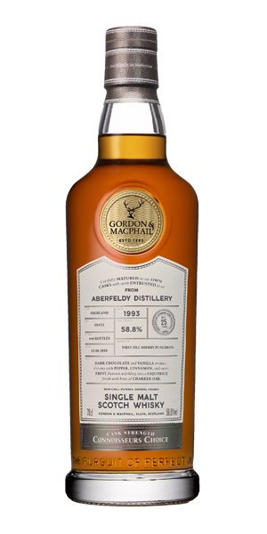 Aberfeldy 25 Years Old, 1993, Connoisseurs Choice (G&M)