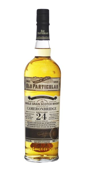 Cameronbridge 24 Years Old (Douglas Laing)