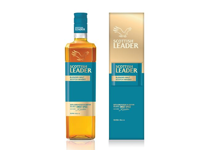 Scottish Leader Blended Malt