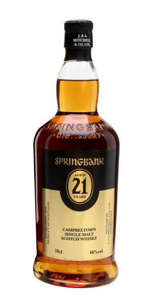 Springbank 21 Years Old, 2017 Edition