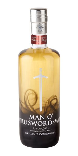 Annandale Man O' Sword, 3 Years Old, Sherry cask #760