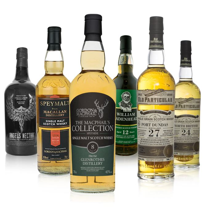 New whisky tasting notes
