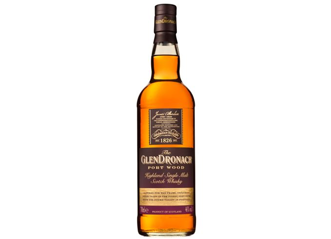 GlenDronach Port Wood whisky