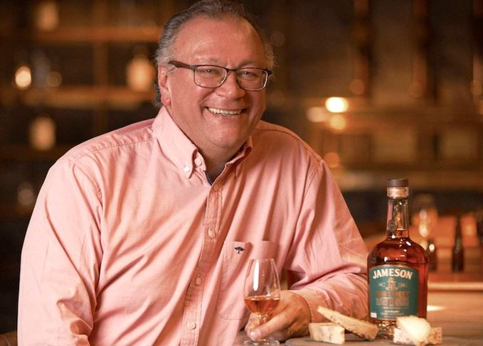 Billy Leighton, Irish Distillers