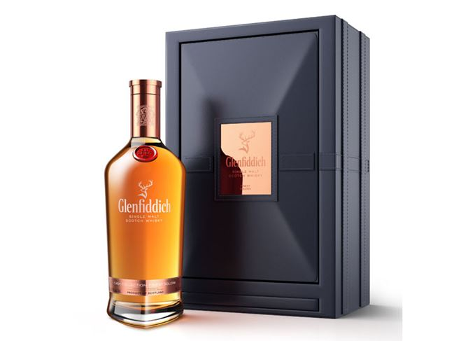 Glenfiddich Cask Collection Finest Solera