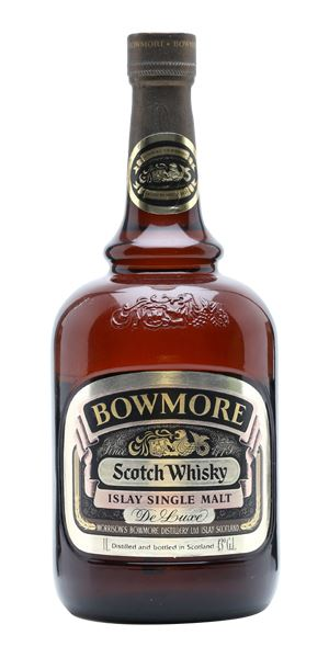Bowmore Deluxe, Bottled 1980s