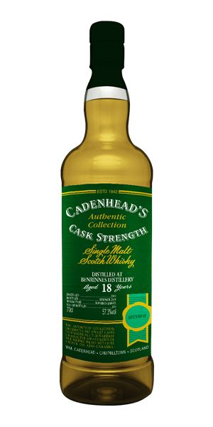 Benrinnes 18 Years Old (Cadenhead)