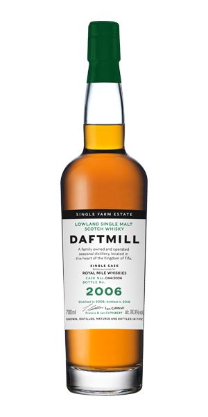 Daftmill 2006 single cask #44 (Royal Mile Whiskies)