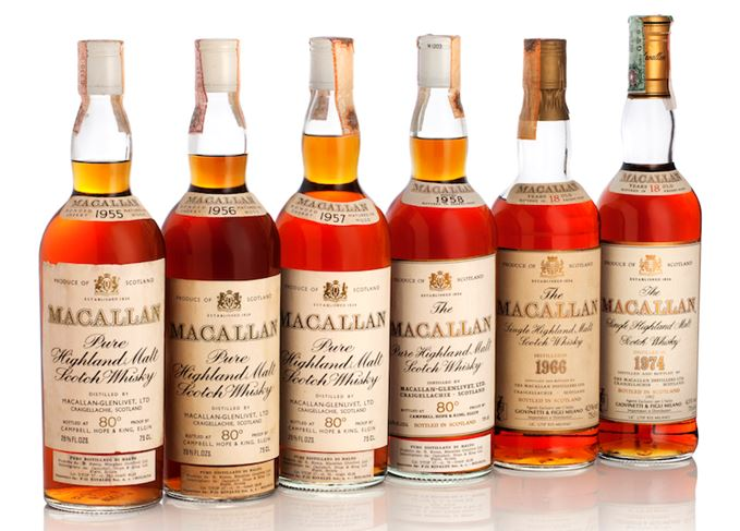 Macallan Bonhams
