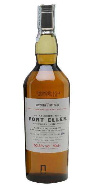 Port Ellen 1979, 28 Years Old, 7th Release