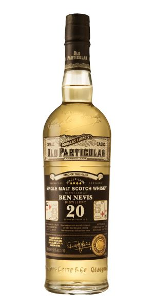 Ben Nevis 20 Years Old King of the Hills (Douglas Laing)