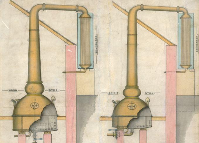Glenmorangie condensers