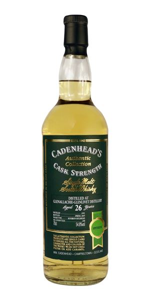 GlenAllachie 26 Years Old (Cadenhead)