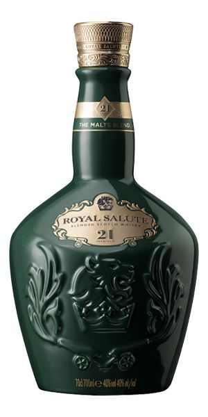 Royal Salute 21 Years Old, The Malts Blend