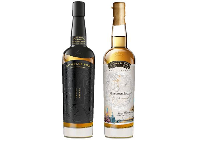 Compass Box Phenomenology No Name