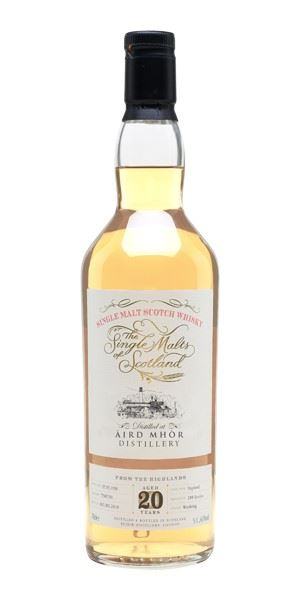Ardmore 20 Years Old (Single Malts of Scotland)
