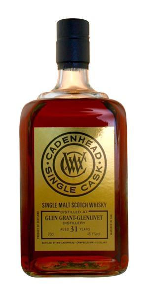 Glen Grant 31 Years Old (Cadenhead)