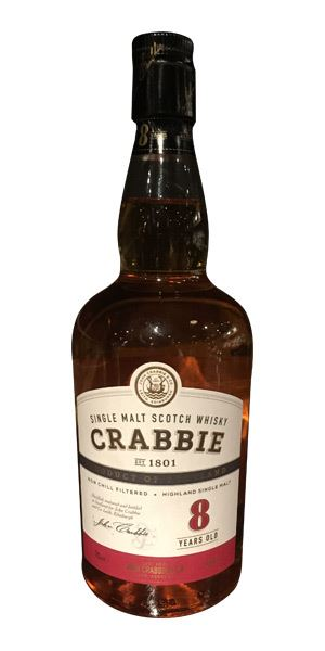 Crabbie 8 Years Old