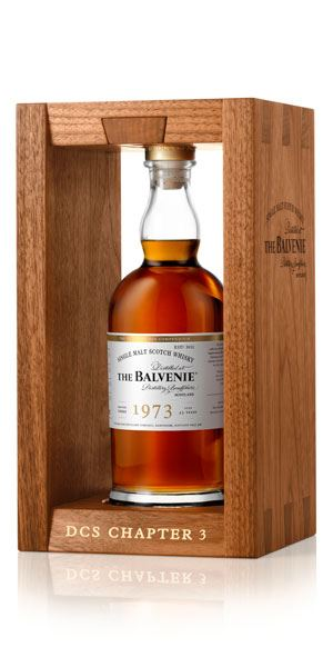 Balvenie DCS Compendium 1973, 43 Years Old, Cask 8556