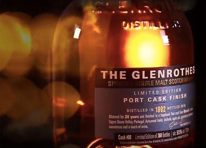 Glenrothes Wine Merchant's Collection