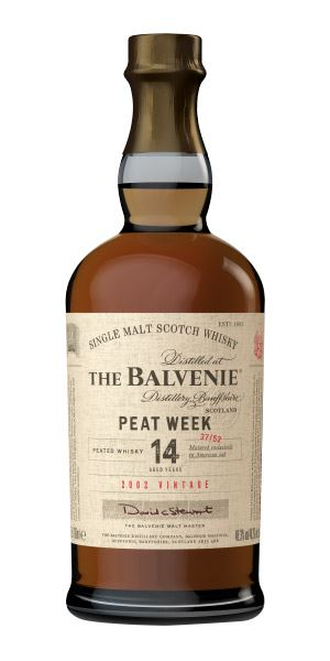 Balvenie Peat Week 14 Years Old