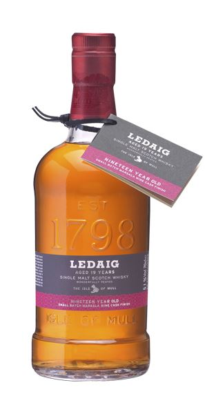 Ledaig 19 Years Old Marsala Finish