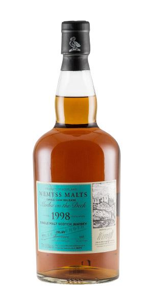 Bowmore 1998 'Mocha on the Deck' (Wemyss Malts)
