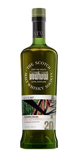 Bowmore 20 Years Old, 'A Journey Into Joy' 3.307 (SMWS)